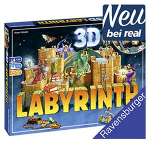 Das verrückte Labyrinth 3D ab 8 Jahren
