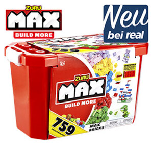 Max Build More - Steinebox ab 3 Jahren