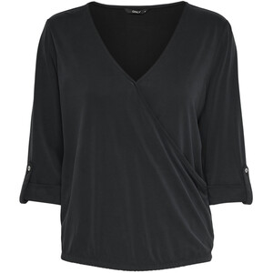 Only ONLFIA 3/4 TOP JRS Shirt mit 3/4 Ärmel