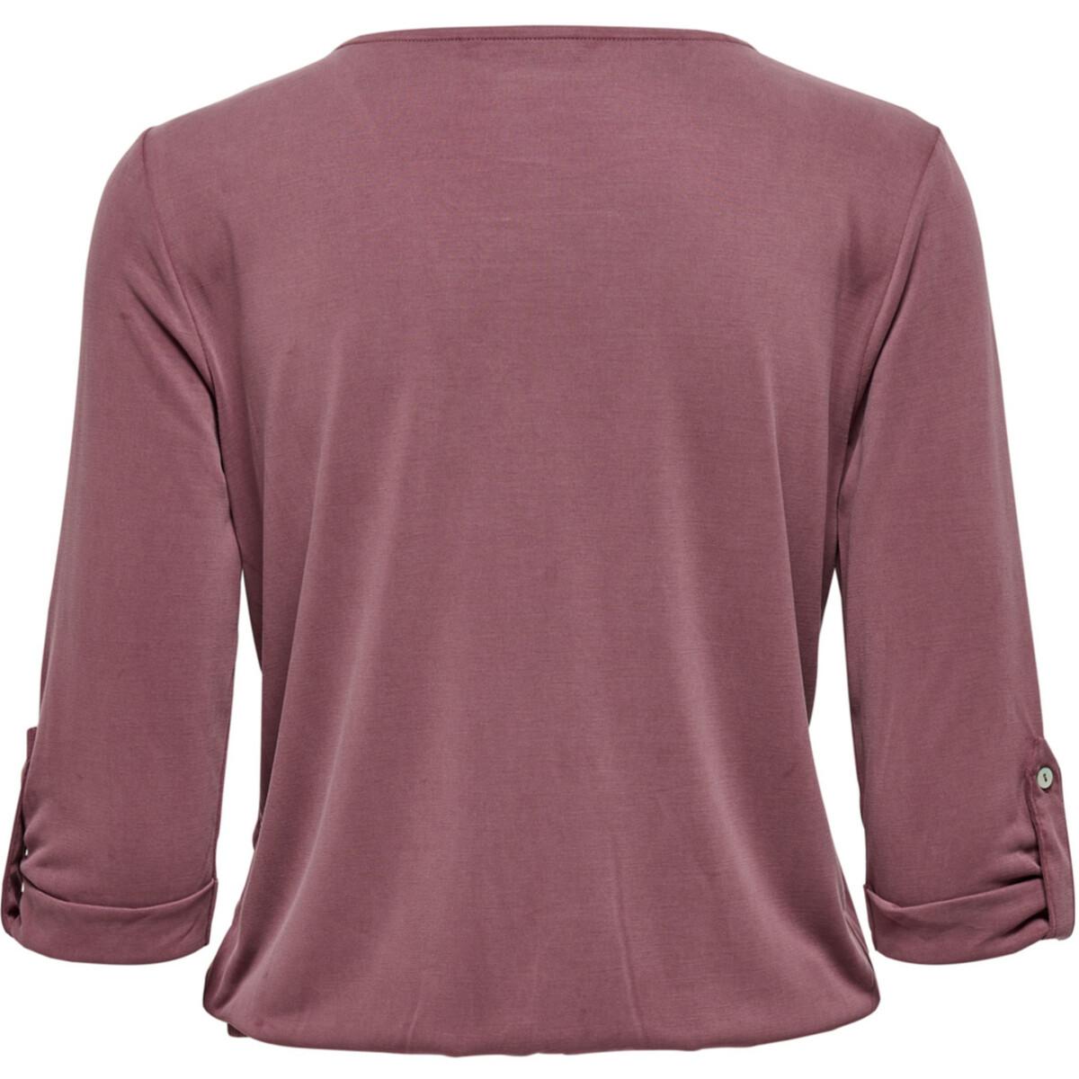 Bild 2 von Only ONLFIA 3/4 TOP JRS Shirt mit 3/4 Ärmel