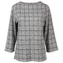 Bild 1 von Damen Sweatshirt in kastiger Form