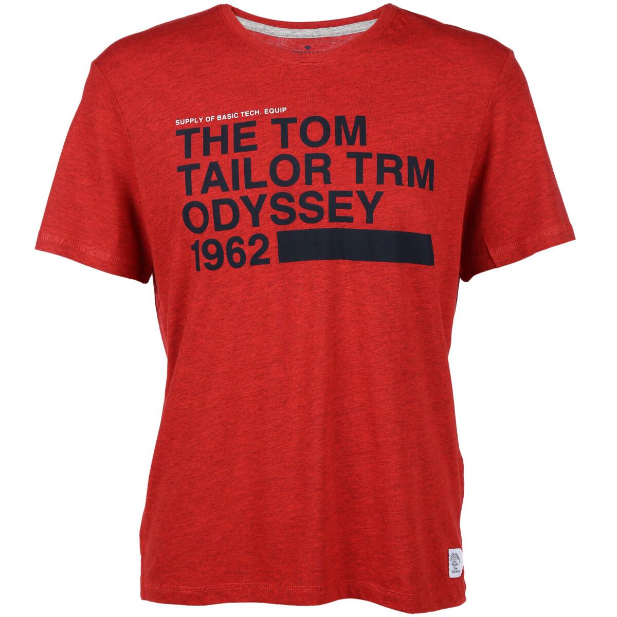 Bild 1 von Herren T-Shirt mit Print