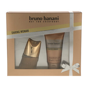 "Bruno Banani Geschenkset EDT 20 ml + Bodylotion 50ml ""For Women"""