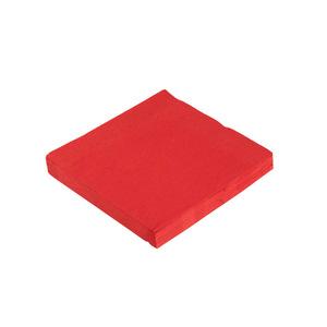 KODi Basic Servietten in Rot 20 Stück