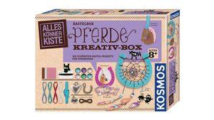 KOSMOS - Pferde-Kreativbox - Die schönsten Bastelprojekte für Pferdefans