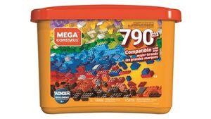Fisher Price - Mega Bloks - Mega Construx Grosse Box für Kreative (790 Teile)