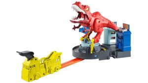 Mattel - Hot Wheels City T‐Rex Attacke
