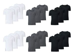 LIVERGY® 3 Herren Unterhemden