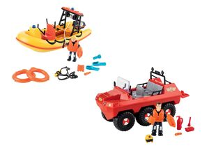 Simba Feuerwehrmann Sam Fahrzeuge