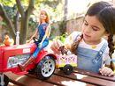 Bild 4 von Barbie Bäuerin Puppe und Traktor Spielset