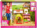 """Bild 2 von Barbie """"Spaß auf dem Bauernhof"""" Puppe und Spielset"""