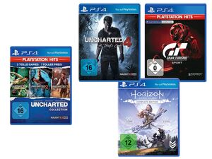 "SONY Playstation 4 ""Hits Games"""