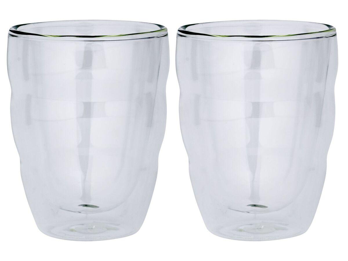 Bild 3 von BODUM Thermoglas 0,35L Latte Macchiato 2er/ Thermoglas 0,25L / Cappuccino 3er/ Thermoglas 0,3L / Tee 2er