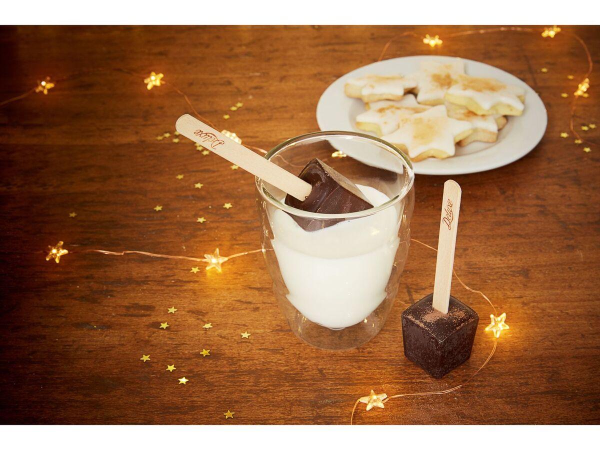 Bild 4 von BODUM Thermoglas 0,35L Latte Macchiato 2er/ Thermoglas 0,25L / Cappuccino 3er/ Thermoglas 0,3L / Tee 2er