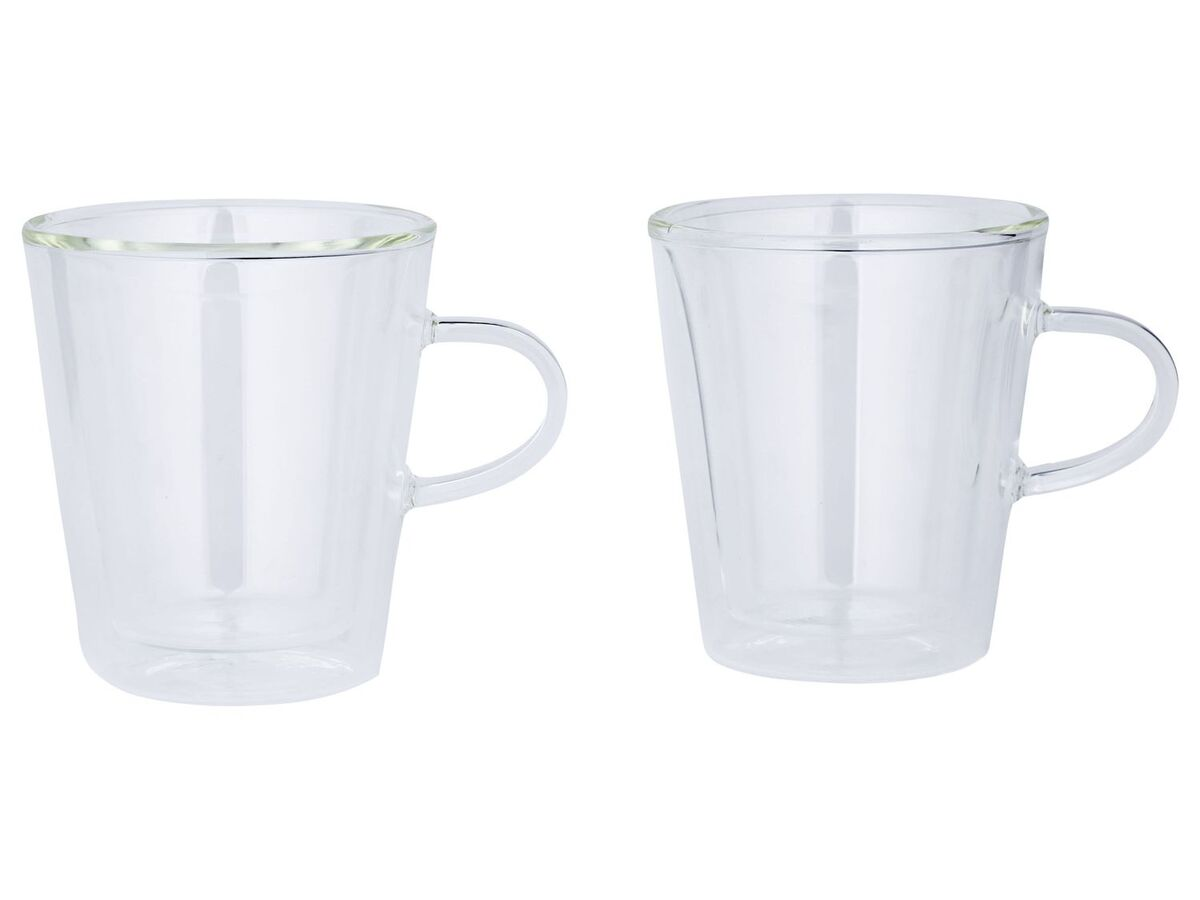Bild 5 von BODUM Thermoglas 0,35L Latte Macchiato 2er/ Thermoglas 0,25L / Cappuccino 3er/ Thermoglas 0,3L / Tee 2er