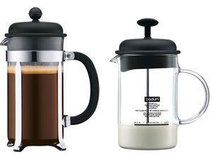 BODUM Kaffeebereiter/ Milchaufschäumer