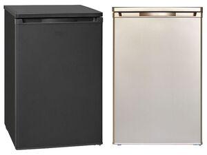 exquisit Vollraum-Kühlschrank KS 16-9 RVA++ CH/MS
