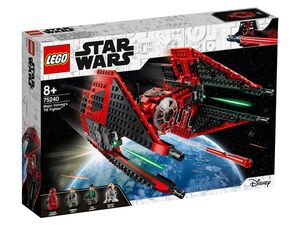 LEGO® Star Wars 75240 Major Vonreg's TIE Fighter™