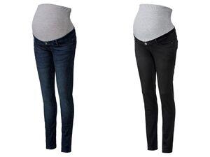 ESMARA® Damen Umstands-Super-Skinny-Jeans