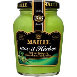 Maille Senf mit Kräutern 200ml