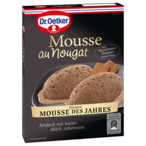 Dr. Oetker Mousse Nougat 69g
