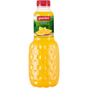 Granini Orangensaft mit Fruchtfleisch 1l