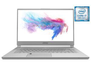 """MSI P65 8RE-207DC Creator  Laptop - 15"""" FHD / i7-8750H / 16GB RAM / 512GB SSD / GTX 1060 6GB / Win 10 Pro"""