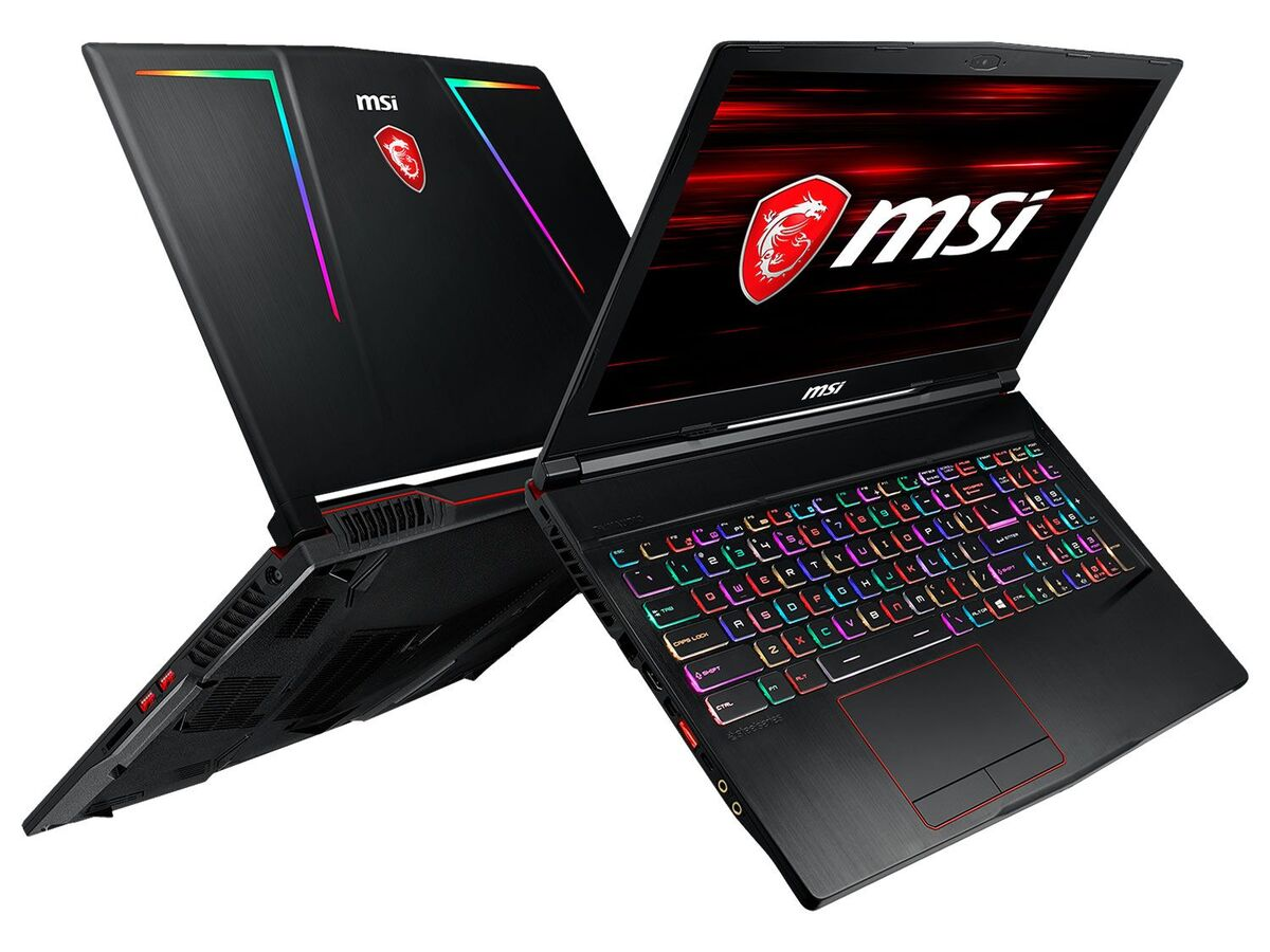 "Bild 3 von MSI GE63 9SE-622 Gaming Laptop - 15"" FHD / i7-9750H / 16GB RAM / 512GB SSD + 1TB HDD / RTX 2060 6GB / Win 10 Home"