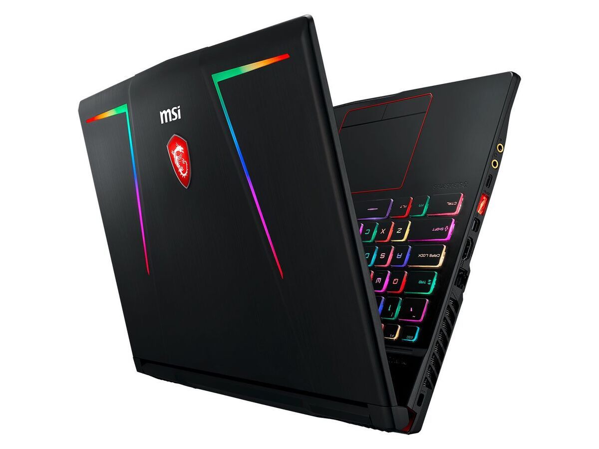 "Bild 5 von MSI GE63 9SE-622 Gaming Laptop - 15"" FHD / i7-9750H / 16GB RAM / 512GB SSD + 1TB HDD / RTX 2060 6GB / Win 10 Home"