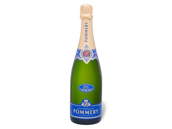 Pommery Brut Royal, Champagner