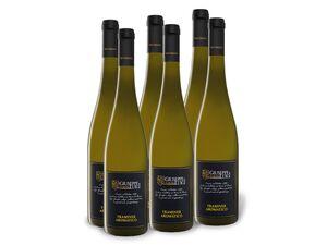 6 x 0,75-l-Flasche Giuseppe & Luigi Traminer Aromatico IGP trocken, Weißwein