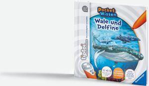 Ravensburger tiptoi® Pocket Wissen - Wale und Delfin