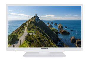 Telefunken XH24G101-W 61cm (24Zoll) LED TV weiß