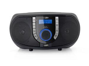 Caliber HBC433DAB-BT tragbares DAB+/UKW-Radio mit CD/USB/AUX/Bluetooth-Funktechnologie