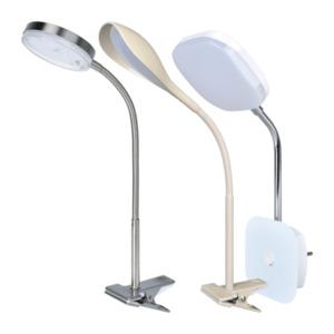 LIGHTZONE     LED-Stecker- / Flex- / Klemmarmleuchte
