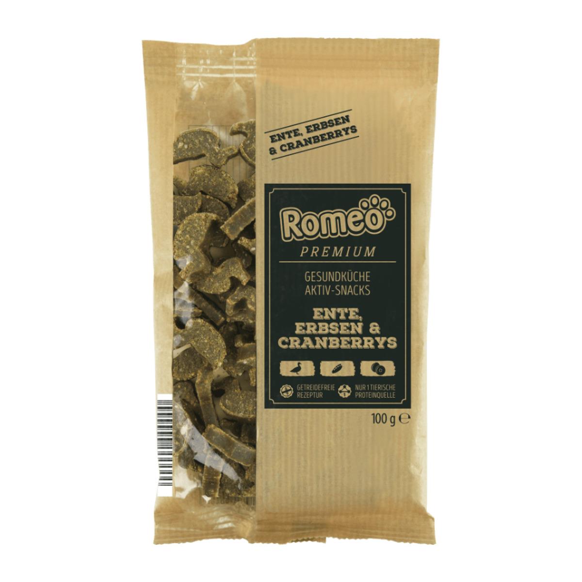 Bild 2 von ROMEO     Premium Aktiv-Snacks