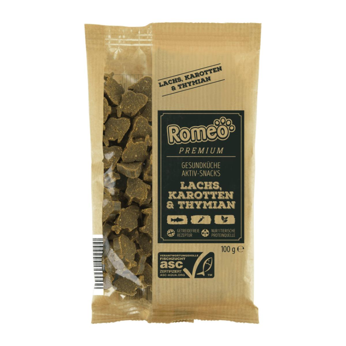 Bild 3 von ROMEO     Premium Aktiv-Snacks
