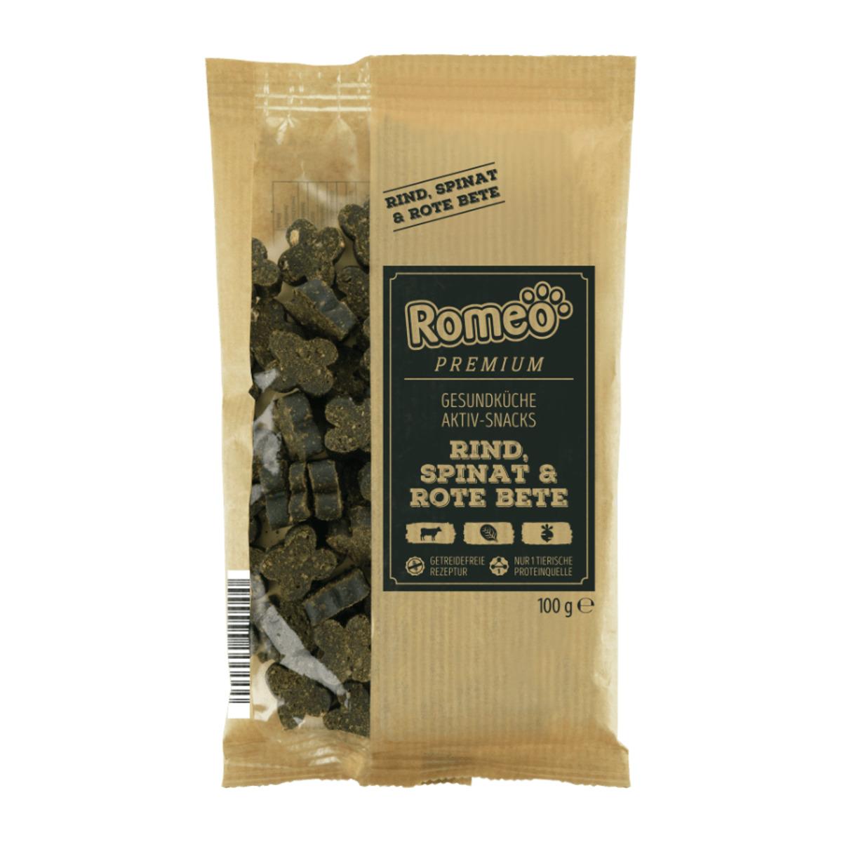 Bild 4 von ROMEO     Premium Aktiv-Snacks