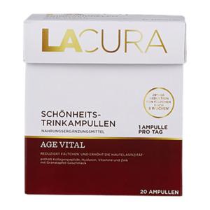 LACURA     Age Vital Schönheits-Trinkampullen