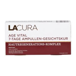 LACURA     Age Vital 7-Tage Ampullen-Gesichtskur