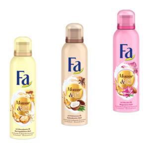 Fa Mousse & Oil