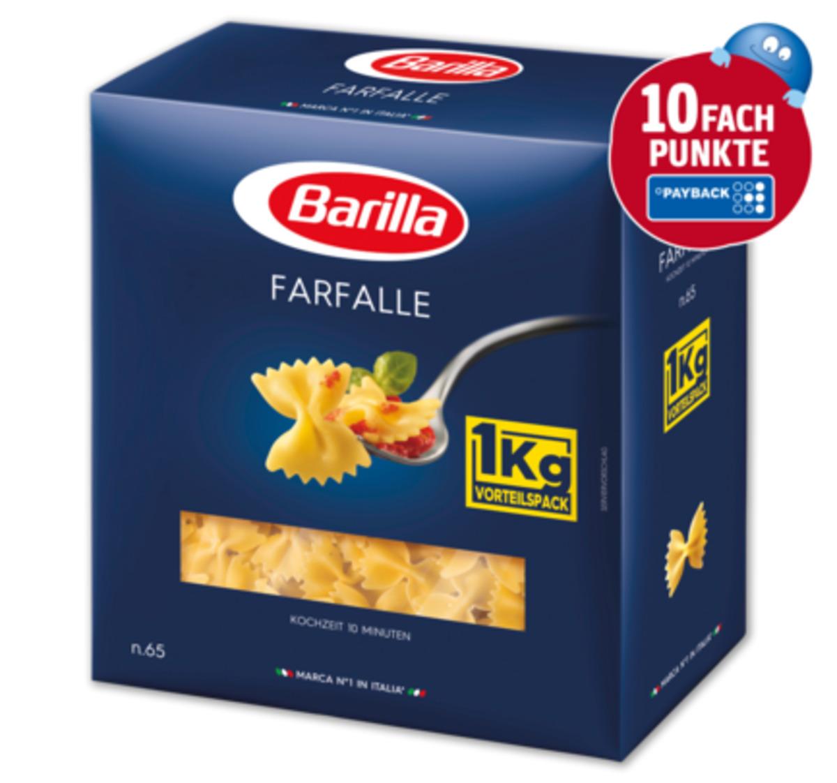 Bild 1 von Barilla Nudeln