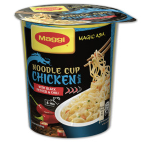 MAGGI Asia Noodle Cup*