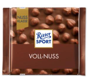 RITTER SPORT Nuss-/Kakao-Klasse