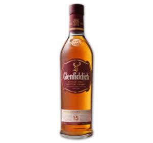 GLENFIDDICH 15 Jahre Solera Speyside Malt Whisky