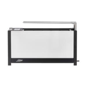 Toaster ritter Volcano, 850 - 1000 W, weiß