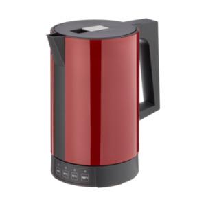 1,1 L Wasserkocher ritter Fontana, Acrylglas, rot