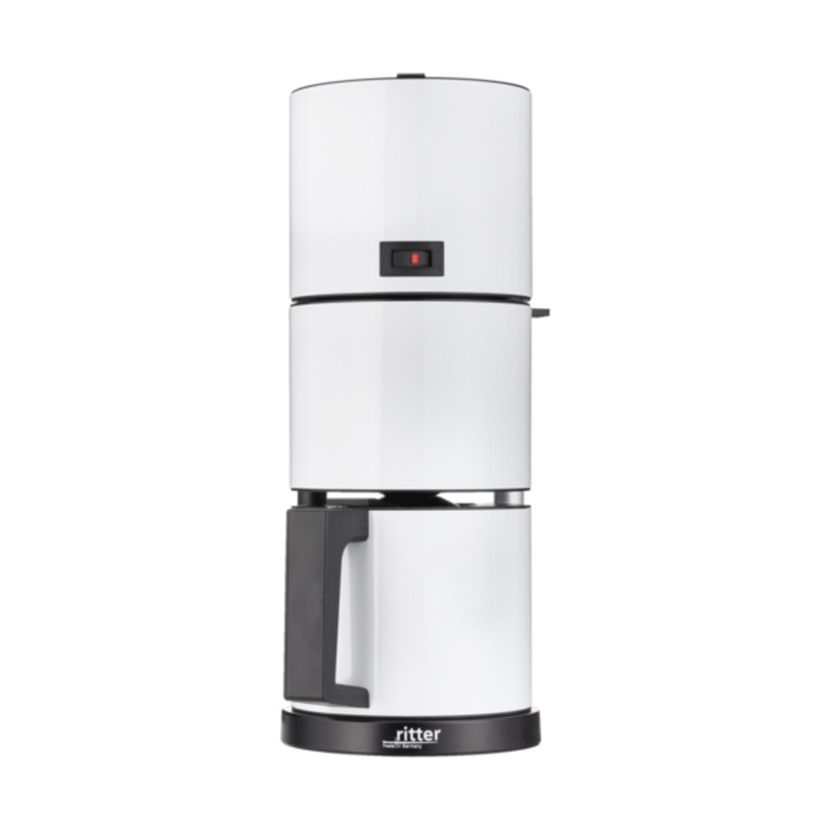 Bild 1 von Kaffeemaschine ritter Cafena 5, weiß