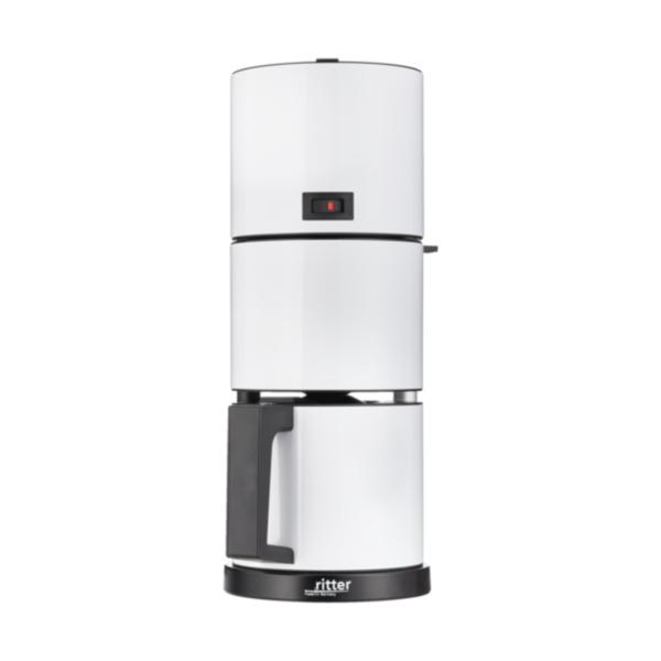 Kaffeemaschine ritter Cafena 5, weiß