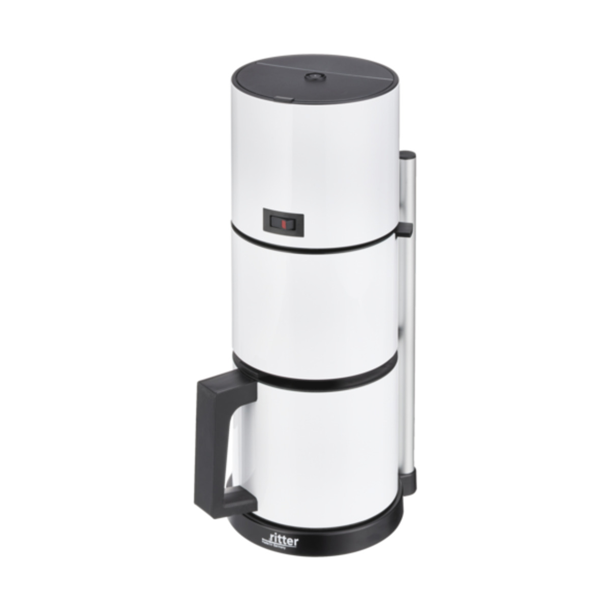 Bild 2 von Kaffeemaschine ritter Cafena 5, weiß